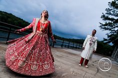 Stone Mountain South Asian Punjabi Gujarati Fusion Wedding Photography by Christopher Brock