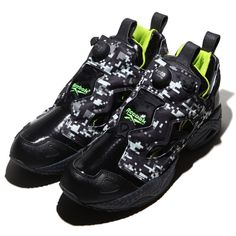 Reebok Pump Fury 2012