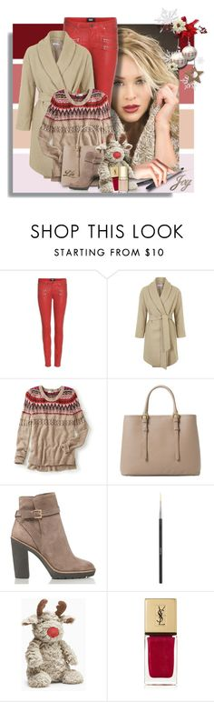"""""""*How to wear - Pullover sweater"""" by fashion-architect-style ❤ liked on Polyvore featuring Paige Denim, WalG, maurices, MANGO, Kate Spade, Isadora, Yves Saint Laurent and Dolce&Gabbana"""
