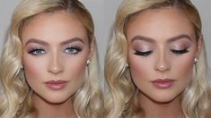SOFT BRIDAL MAKEUP Many thanks to Alex from Alleyway productions for the video . - braut make up - Wedding Hairstyles Soft Bridal Makeup, Wedding Makeup Tips, Natural Wedding Makeup, Wedding Hair And Makeup, Natural Makeup, Bridal Makeup For Blondes, Bridal Makeup For Blue Eyes Blonde Hair, Bridal Makeup Videos, Vintage Bridal Makeup