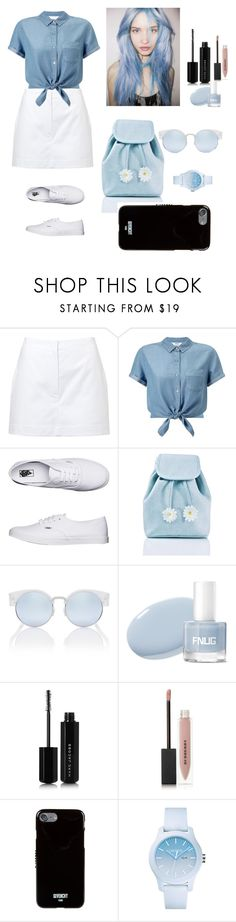 """""""Untitled #74"""" by alinablx ❤ liked on Polyvore featuring Alaïa, Miss Selfridge, Vans, Sugarbaby, Ultimate, Marc Jacobs, Burberry, Givenchy and Lacoste"""
