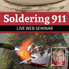 Solder Like A Pro: 9 Tips for Creating Perfect Solder Joins Every Time - Jewelry Making Daily