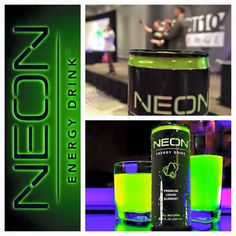 Neon Energy drink  Coming soon to ViSalus http://thelifebyvilife.com