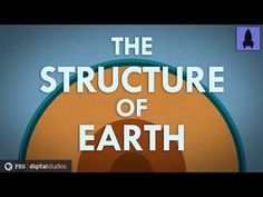 WATCH: The Structure of Earth (It's Okay to Be Smart) - looks at WHY earth has the structure it does.  Deeper level understanding of the Earth's layers with good chemistry connections.