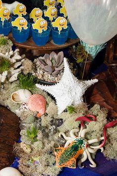 Festa Fundo do Mar | Decoração: Bia Rocha – Duas Gastronomia