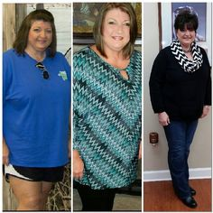 "Mona Ray Craig shares... ""Started Oct 7 and down 38 lbs! Love my TruVision!"""