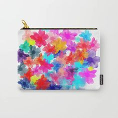 Buy Floral Bouquet 5 Carry-All Pouch by maryberg. Worldwide shipping available at Society6.com. Just one of millions of high quality products available.