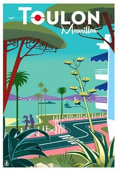 Capture d'écran 2016-03-03 à 13 Art Et Design, Wall Art Designs, Vintage Travel Posters, Mexico Travel, Vintage Images, Illustrations Posters, Travel Destinations, Art Gallery, Advertising Poster