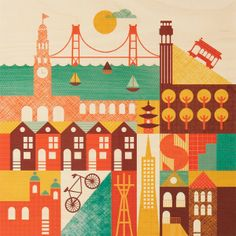 Made.in.America.Petit.Collage.Square.Jumbo.Wood.Panel.San.Francisco.300.png (300×300)