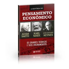 Nesta obra você irá encontrar capítulos interessantes sobre Adam Smith (1723-1790), Karl Marx (1818-1883) e John Maynard Keynes (1883-1946). Grandes responsáveis pela criação da análise de impacto que o dinheiro tem na vida das pessoas.