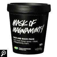 Mask of Magnaminty  (Gesichtsmaske)