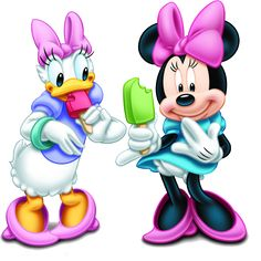 disney_holiday minnie mouse and daisy duck.png (500×500)
