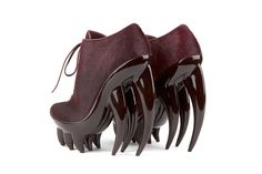 4 | Ferocious 7-Inch Heels With Scary Gemstone Teeth | Co.Design: business + innovation + design