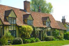 English cottage by mag y ar, via Flickr
