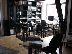 Riesiges Büro