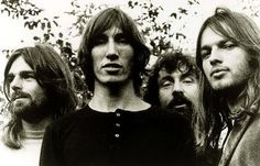 Richard Wright, Roger Waters, Nick Mason, David Gilmour