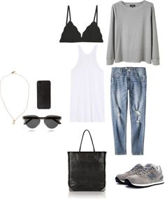 Style - Minimal + Classic: weekend perfection