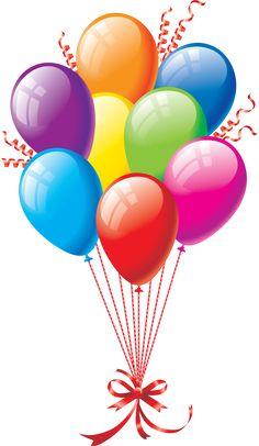 Ideas Birthday Balloons Clipart Happy For 2019 Birthday Card Pictures, Party Pictures, Happy Birthday Images, Happy Birthday Cards, Birthday Greetings, Birthday Celebration, Birthday Wishes, Birthday Balloons Clipart, Balloon Clipart