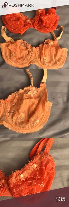 2 bras 32E Fantasie Intimates & Sleepwear Bras