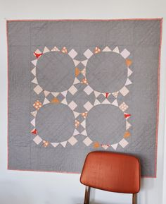 2015 winner Quilt category. Handcrafted Quilt by Amy Gunson of Badskirt for the Umbrella Prints Trimmings Challenge 2015. Made from one packet of Umbrella Prints fabric Trimmings www.umbrellaprints.com.au