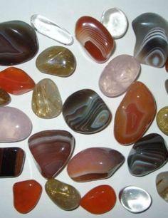 Гладкие камушки