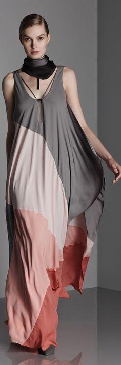 I wish to have an Halston dress...  Halston Heritage 2015