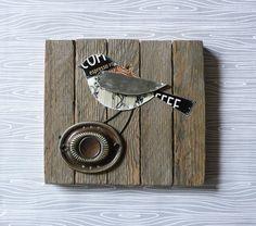 black capped chickadee by littleblackrabbit on Etsy