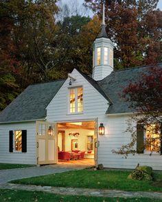 Barn restoration, Bridgeport. Studio Agoos Lovera, Philadelphia.... | Georgiana Design | Bloglovin'