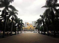 Bom dia ... Praça da Estação no centro de BH by belohorizonte