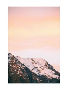 ombre sky by lulu and isabelle for Minted