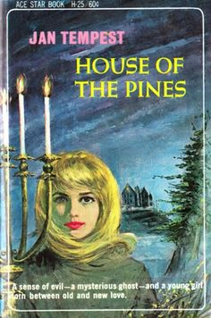 gothic romance paperback art | small sampling of the many Gothic and Romance paperback ...