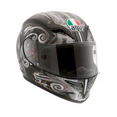 AGV Grid - Stigma Black Helmet