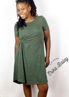 #WordSwagApp LuLaRoe Carly Dress #Lularoe LuLaRoe Erika Bailey