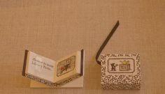 Edward Gorey's The Eclectic Abecedarium in miniature? 10 Miniature Books We Covet | Mental Floss