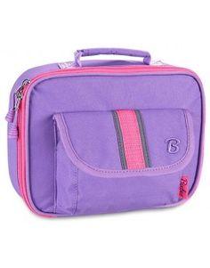 Bixbee Signature Lunch Box - Purple $29.95 www.mamadoo.com.au #mamadoo #backtoschool #lunchboxes #lunchbags