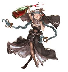 Lamretta SR from Granblue Fantasy