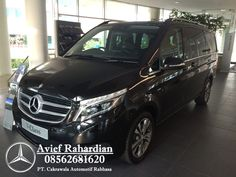 Mercedes Benz V 220d | MERCEDES BENZ JAKARTA