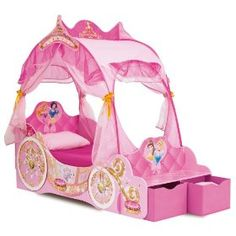 Disney princess bed;; the bed i will probably get