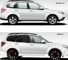 Subaru Forester 2009 - Wheels+++ - Subaru Forester Owners Forum