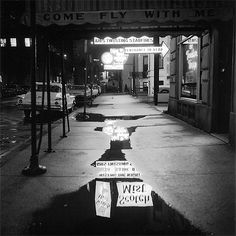 Vivian Maier. come fly with me