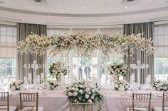 Pretty Cherry Blossom Wedding At London Hunt Club - Wedding Decor Toronto Rachel A. Clingen Wedding & Event Design