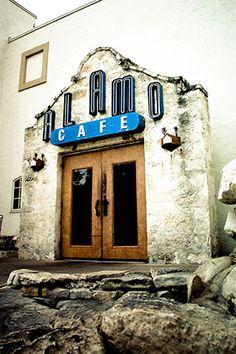 Alamo Cafe in San Antonio! #sanantonio #texas