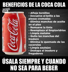 Es buena para todo menos para ti Coca Cola, Person Running, Life Hacks, Facts, Cleaning, Humor, Drinks, Food, Memes