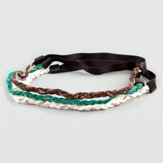 FULL TILT 3 Piece Braid Chain Headbands