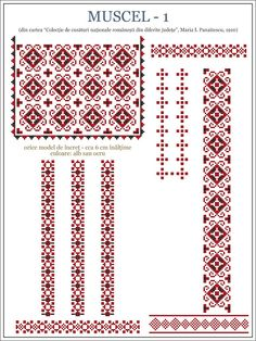 Grand Sewing Embroidery Designs At Home Ideas. Beauteous Finished Sewing Embroidery Designs At Home Ideas. Cross Stitch Borders, Cross Stitch Charts, Cross Stitching, Cross Stitch Patterns, Folk Embroidery, Embroidery Stitches, Embroidery Patterns, Russian Cross Stitch, Palestinian Embroidery