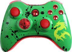 Controller Creator #Xbox360controller #customcontroller #moddedcontroller #xbox360 #customxbox360controller
