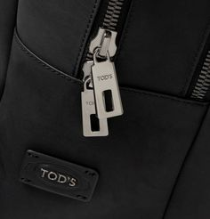 Tod'sNubuck Leather Backpack