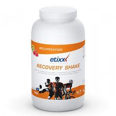 Etixx Recovery shake frambuesa-kiwi es un batido recuperador ideal para deportes de larga distancia.