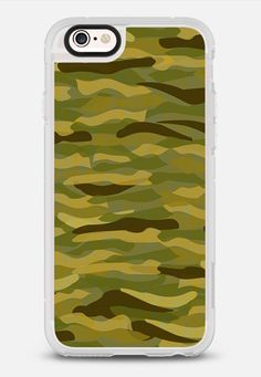 Camo Colors iPhone 6s case by M.Buck | Casetify