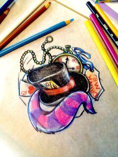 Andreas Alice In Wonderland Design by 16Shokushu.deviantart.com on @deviantART